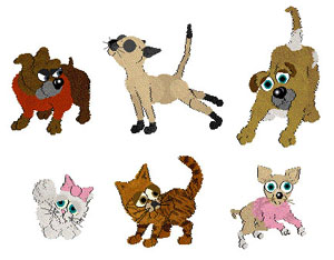 Dogz and Catz. It was a simpler time.